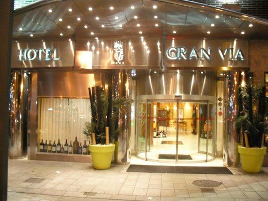 HOTEL GRAN VIA LOGROÑO