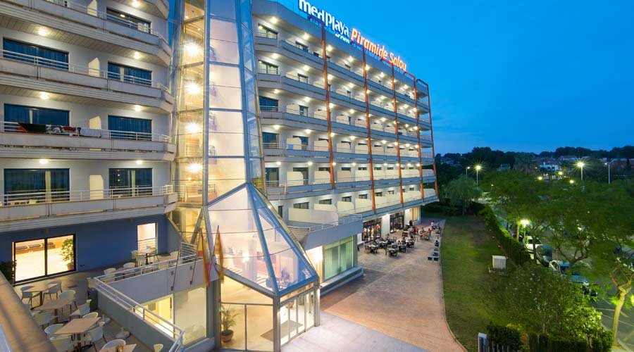 HOTEL MEDPLAYA PIRÁMIDE - SALOU