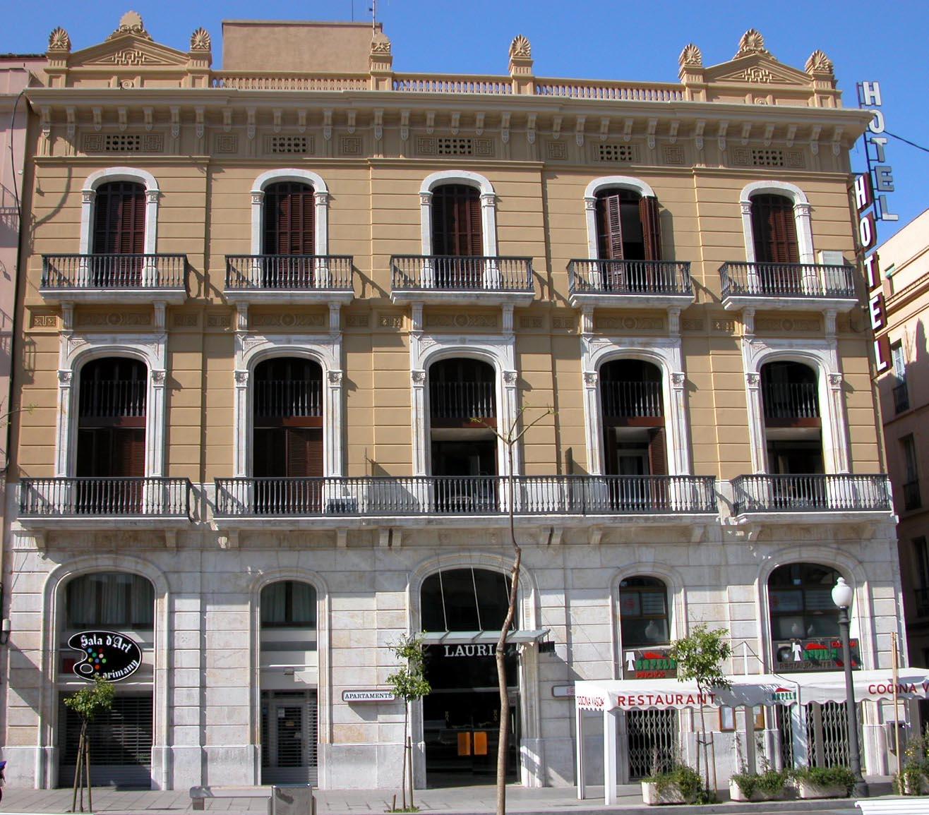 HOTEL LAURIA - TARRAGONA